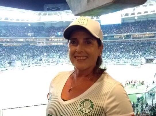 Tenho uma história com a Ponte, time de Campinas campeoníssimo, mas o Verdão é o meu time de coração! #MagicPaula https://t.co/1N1H1bhQ6f