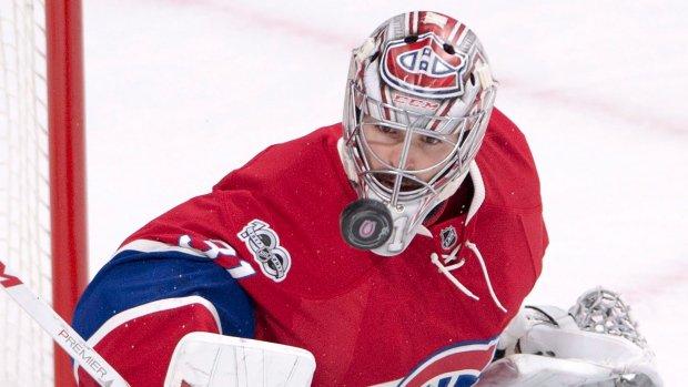 Canadiens' Carey Price among Vezina finalists https://t.co/4vehv5nAA1...