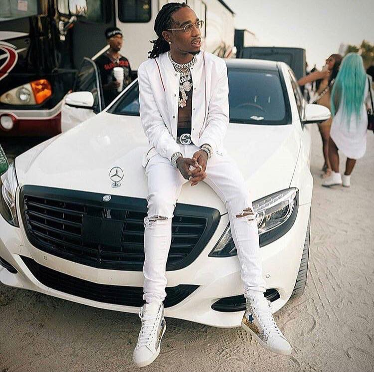 Rapper and singer Quavo's mansion and car collection