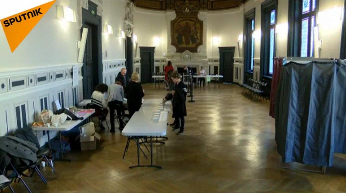 France les bureaux de vote ont ouvert