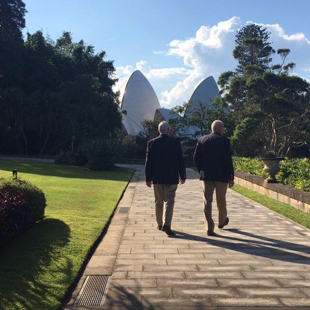 Governors pleasure sydney