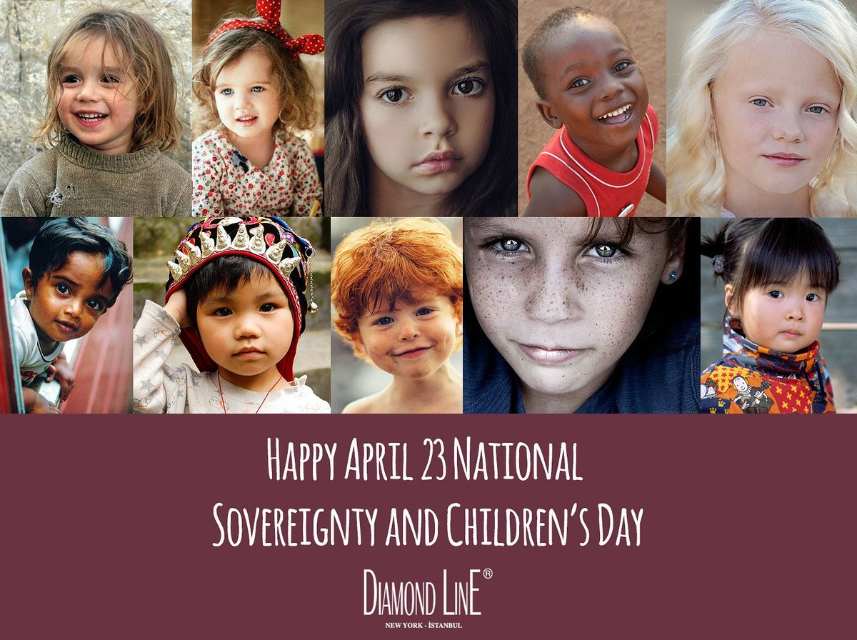 Happy April 23 National Sovereignty And Children's Day https://t.co/eUo0puVttL