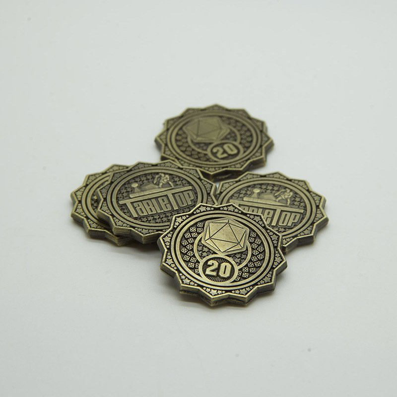 Campaign Coins - Gen Con #443 on Twitter: