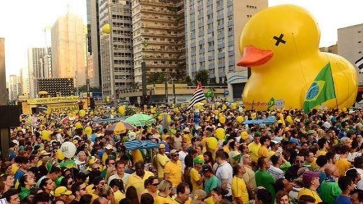 what is happening in south america today