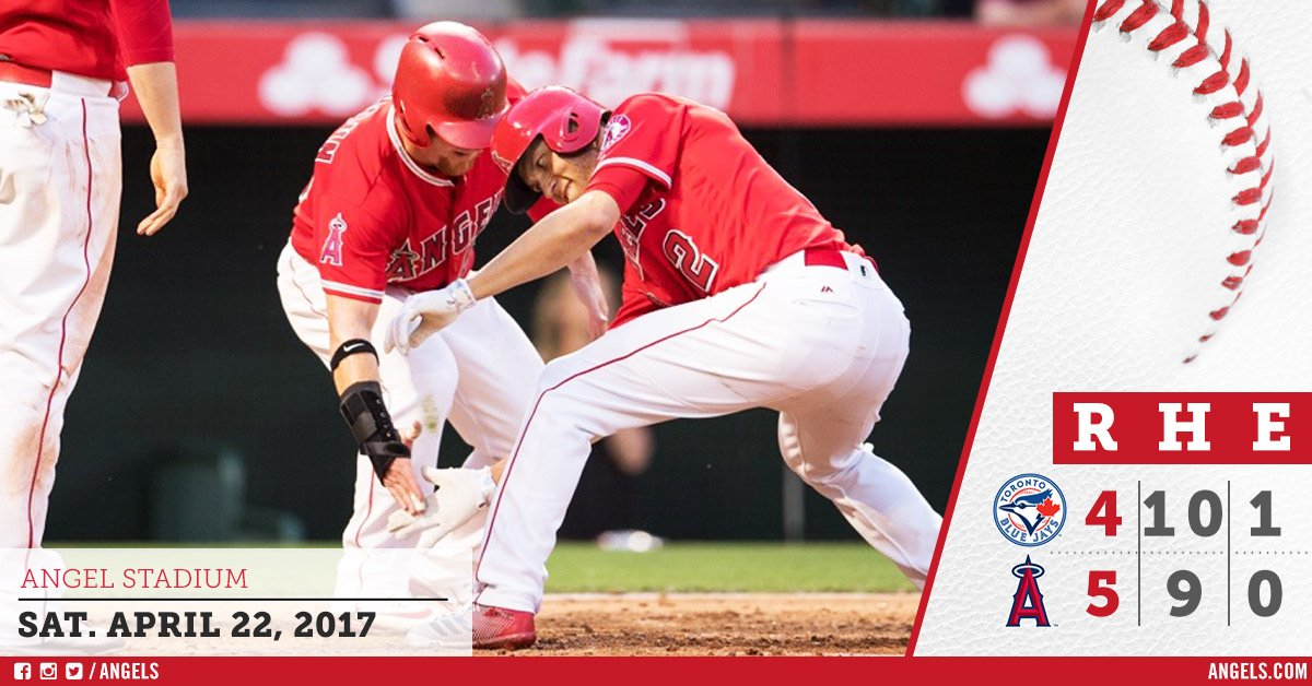 #HaloRecap: The 3rd inning #GrandSlam by @Andrelton lifts #Angels over...