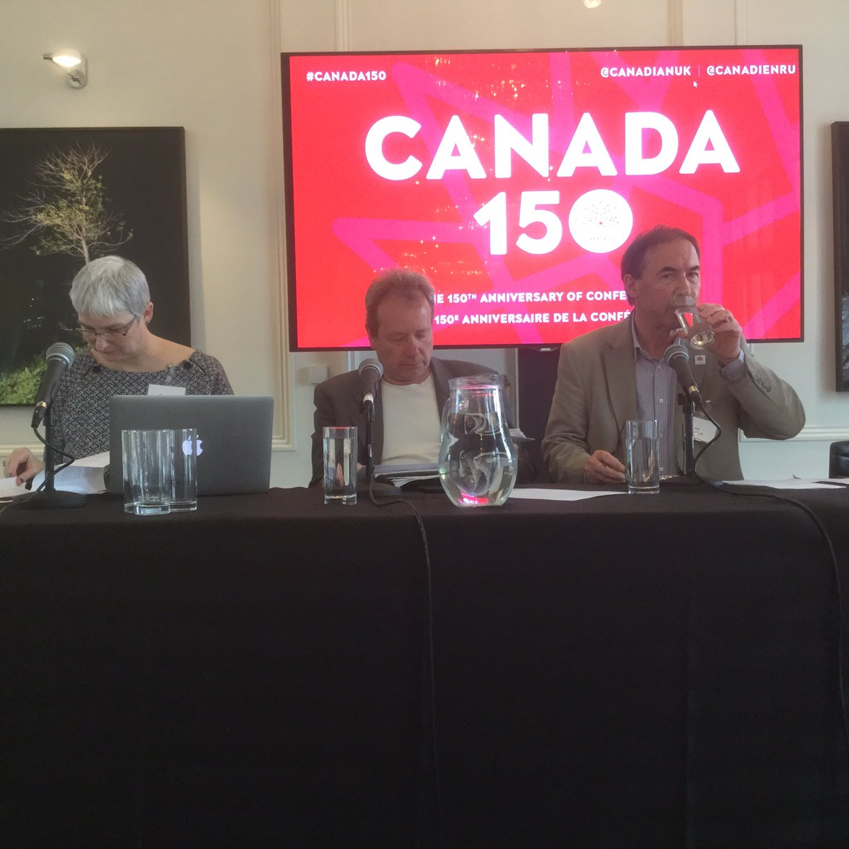 The BACS AGM at #BACS2017 Conference yesterday! @Canada_BACS @Canadian...