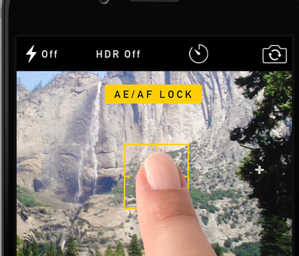 """Catherine Aird on Twitter: """"🤓 #NINJATIP - AE/AF Lock is an iPhone feature  that allows you to lock the focus and exposure when taking a photo⇢  https://t.co/9GsZ9uGnEP… https://t.co/gWfPsgKtpl"""""""