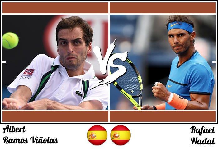 Diretta Tennis: NADAL RAMOS Streaming gratis Rojadirecta Montecarlo 2017 oggi 23 aprile