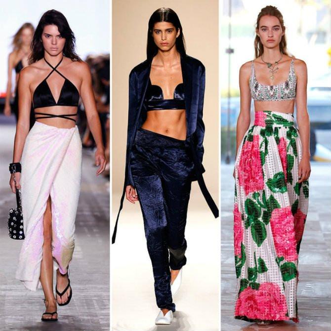 Модные тенденции в прическах 2013
