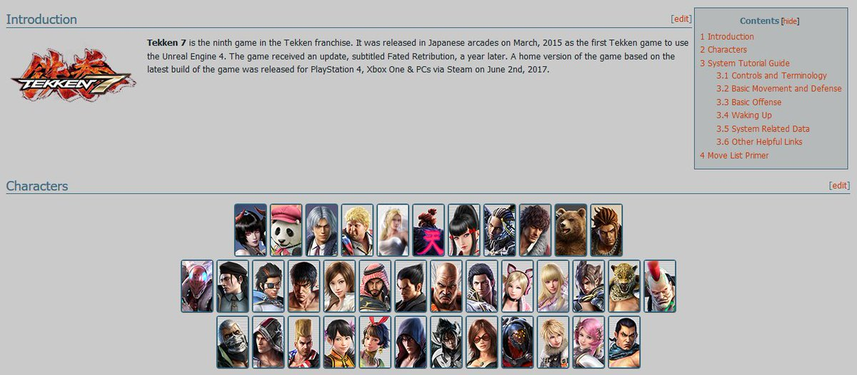Problems With Tz Wikia Login Tekken Zaibatsu Forums