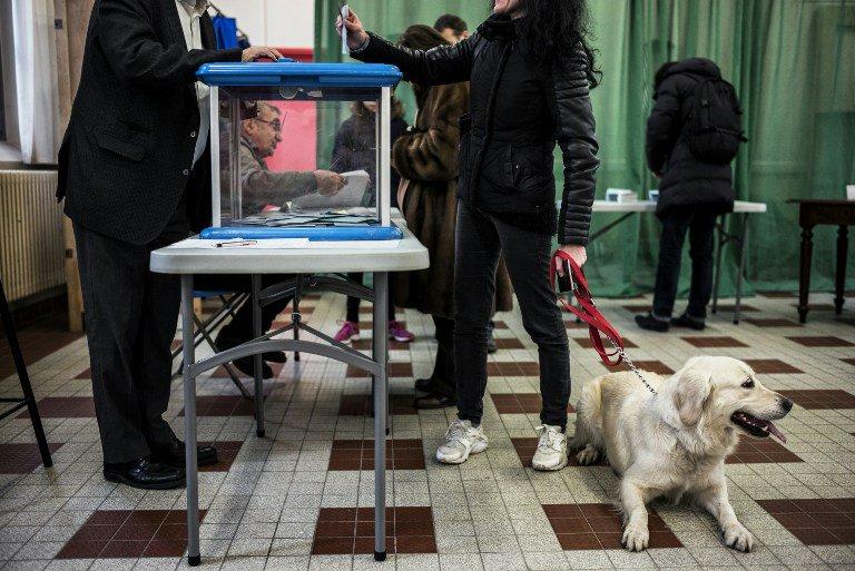 Elections actualités des élections présidentielle européennes