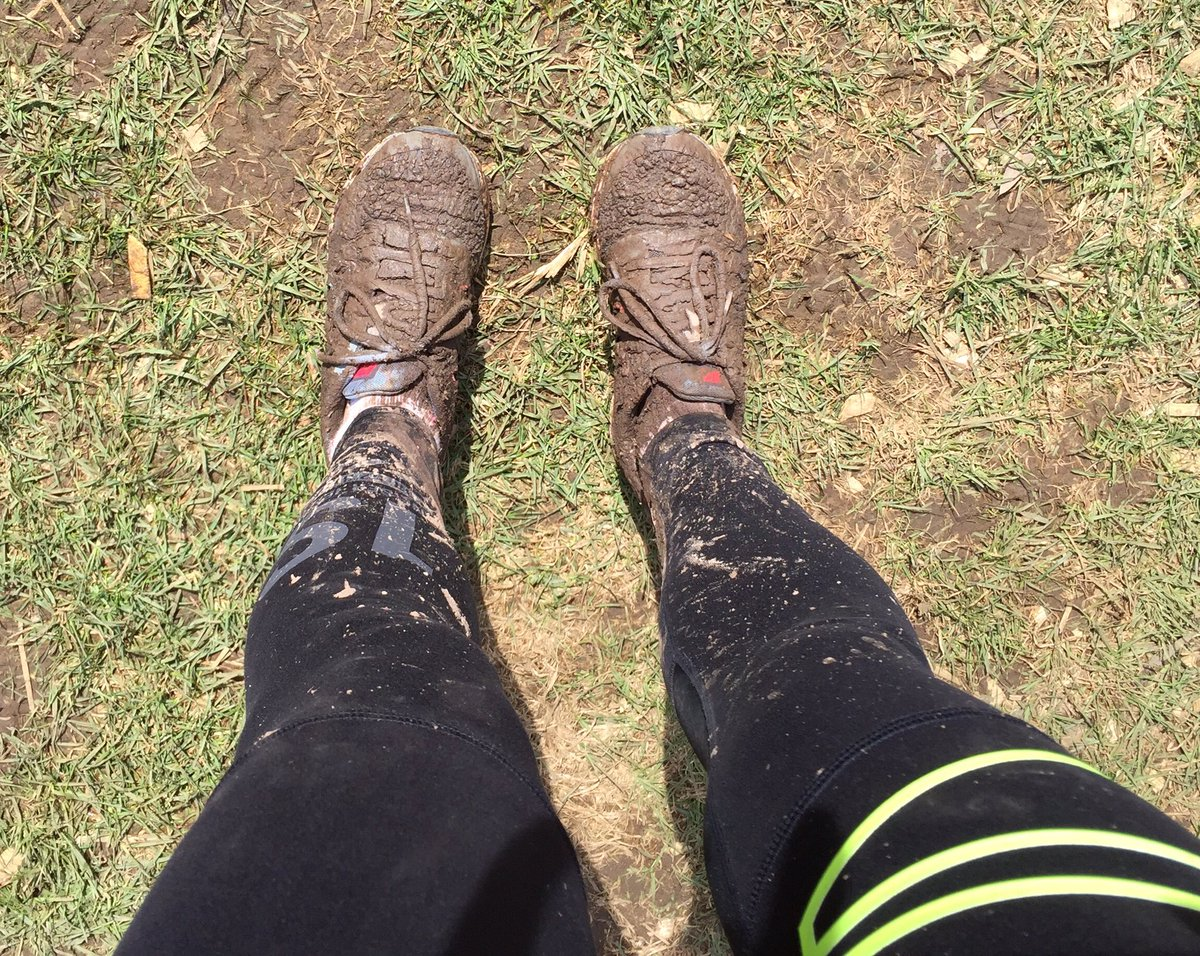 The trails may muddy they said.... had a great time at my first #5Peaks #Trailrun looking forward to Race 2 #trailcrew #runwild #10km <br>http://pic.twitter.com/VjB697LZ6i &ndash; à Terra Cotta conservation area