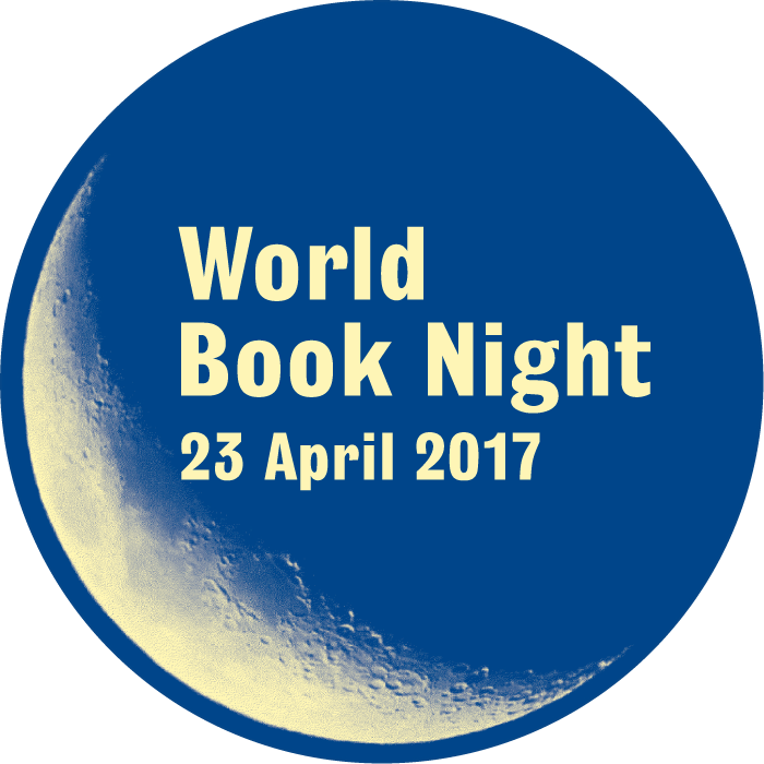 Happy #WorldBookNight to one and all! How are you celebrating? https://t.co/N14R2CLWnd