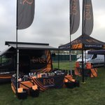 We're full on busy at #HeartOfTheWoldsSportive and the #BritishXCSeries this weekend!