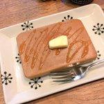 卵焼き器でホットケーキを焼いてみたら、なかなか斬新な仕上がりになった。 pic.twitter.co…