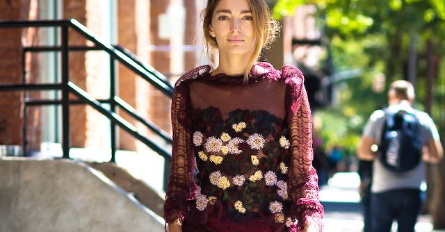 We're Loving These 9 Embroidered Must-Haves
