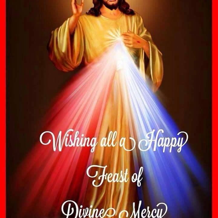 #DivineMercySunday....#Catholics Make a sacrifice today and recite chaplet of Divine Mercy at 3pm..its worth praying it. #confession also <br>http://pic.twitter.com/fOLBLGo14u