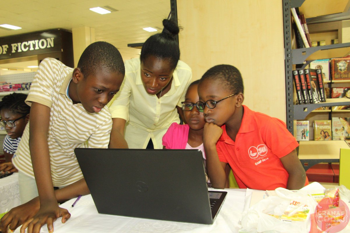 Ghana Code Club on Twitter: