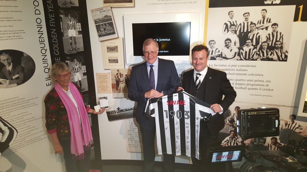 A big day in the history between Juventus and Notts County. #SavageDay #Juve #Notts #BlackandWhite  @juventusfcen @juventusfc<br>http://pic.twitter.com/NBwzDzizWd