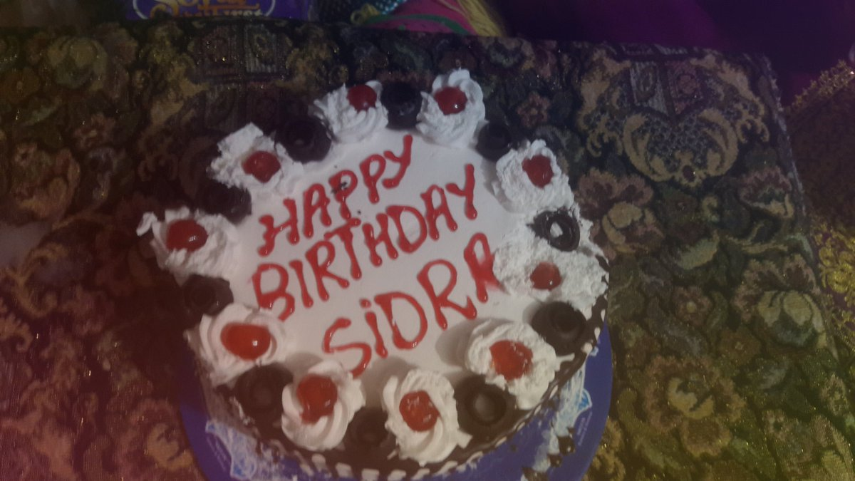 Abdul Haseeb Sarbazi On Twitter Happy Birthday Sidra Baby