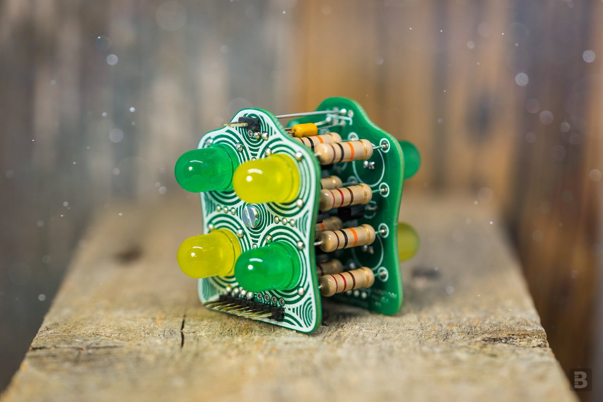 Cordwood Puzzle Too, #BoldportClub Project #13!