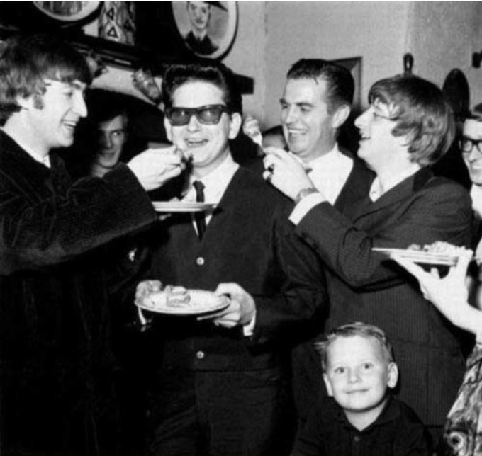 Happy birthday Roy Orbison (April 23, 1936 December 6, 1988)