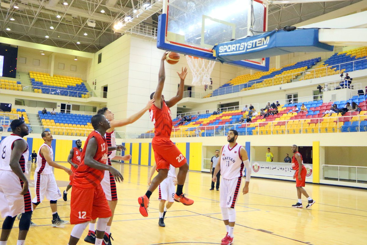 Al Gharafa, Al Arabi qualify to semifinals of HH the Emir Basketball Cup