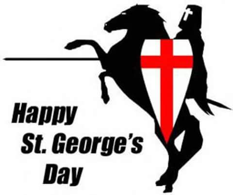 Be #brave  like  http:// St.George  &nbsp;   and request some extra #chillies  in your #curry  today! Happy St. #Georges &#39;s Day! <br>http://pic.twitter.com/pnfly0ZhQh
