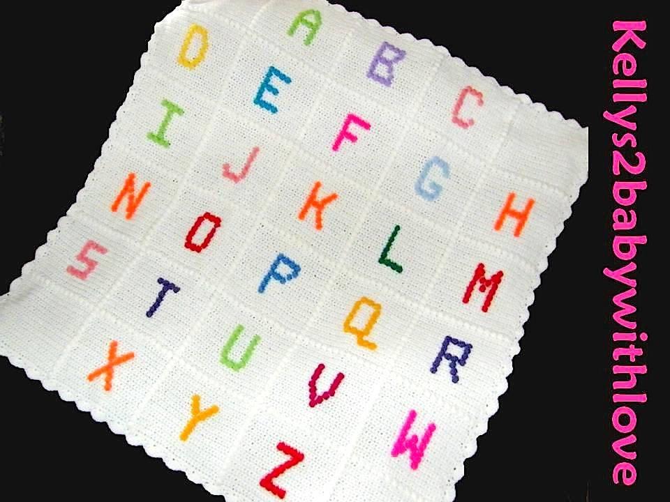 Large Crochet Handmade ABC Baby Blanket - Coloured Letters - You Choose C…  http:// etsy.me/2jZ0tjW  &nbsp;   #Blanket #Blanket <br>http://pic.twitter.com/xRSgbgvdnY