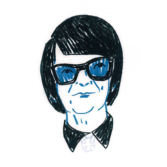 Scarynathan: Happy Birthday Roy Orbison