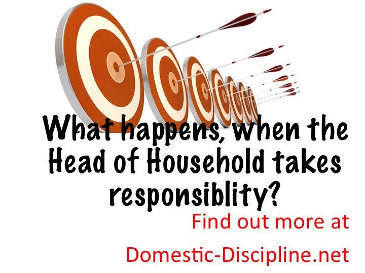 Head of household discipline