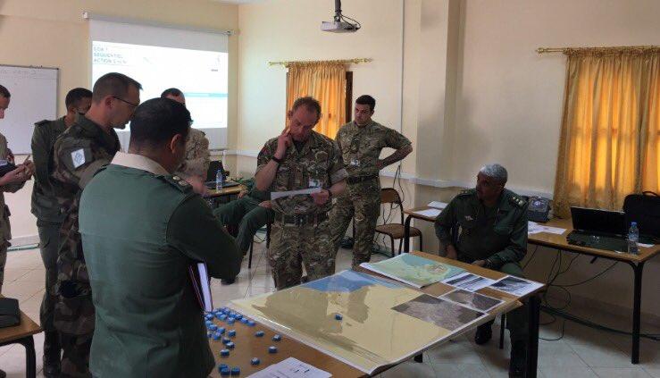 """انطلاق مناورات """"الأسد الإفريقي 17 """" في المغرب بمشاركة أمريكية C-GnX2WXoAA5GmK"""