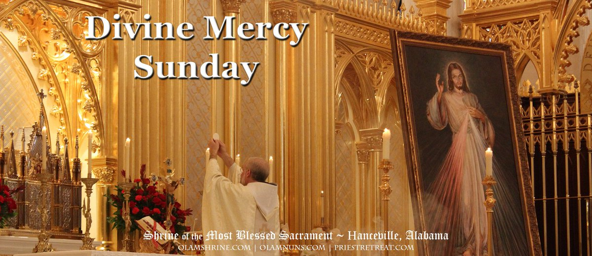 &quot;Surely goodness and #mercy shall follow me all the days of my life...&quot; #Psalm23:6 #DivineMercy #DivineMercySunday #Eucharist #confession <br>http://pic.twitter.com/eyJuRji84v