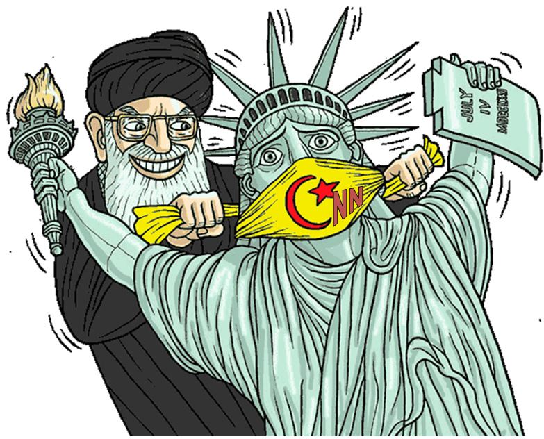 .@mikehuka And now we know the rest of the story. #CNN #MSM #Jihad #Islam #Iran #terrorist #ShariaLaw #tcot<br>http://pic.twitter.com/trr5HnNH75