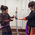 榊原様が大事な刀を…刀を握らせて頂けるなんて…😭おらぁのこと認めて下さったのかな…これからもおらぁは…