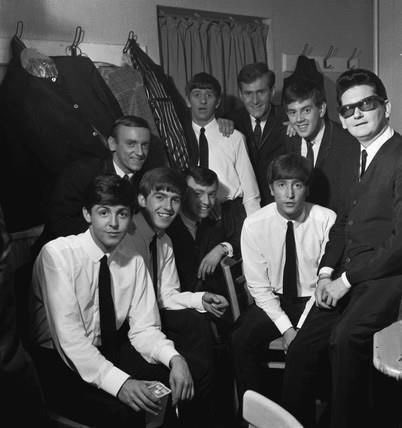 Happy Birthday to the beautiful Roy Orbison, Left Wilbury, whom would have been 81 today!