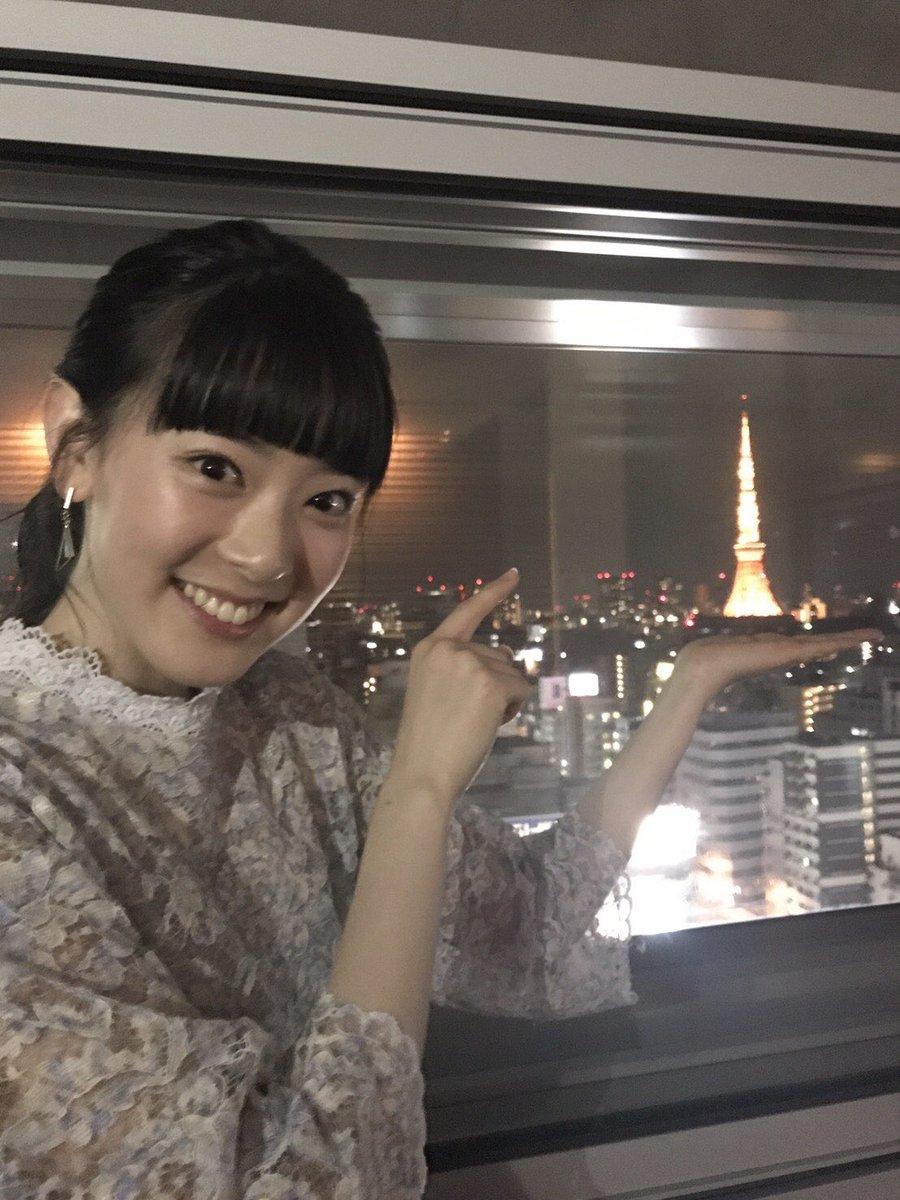 東京タワーのっけてみたの水上京香