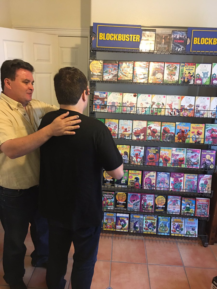 Blockbuster has survived in the most curious of places — Alaska