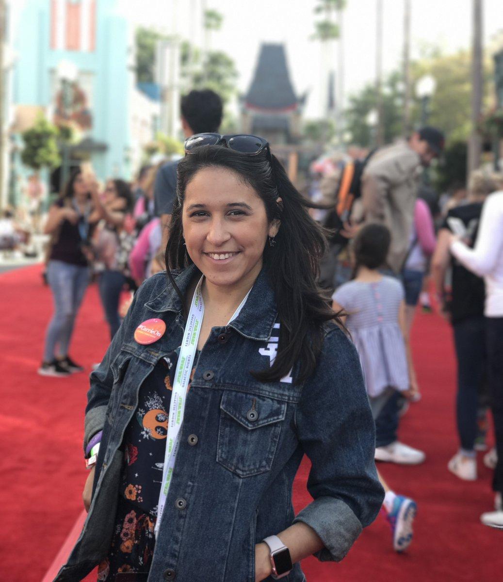 Meet Teresa Delgado, a Fangirl Who Turned Her Love of #StarWars Into a Podcast Empire #SWCO  http:// remezcla.com/features/film/ teresa-delgado-latina-podcast-star-wars/ &nbsp; … <br>http://pic.twitter.com/6nHohBmPwh