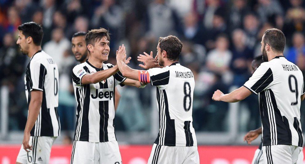 Juventus Genoa 4-0 YouTube