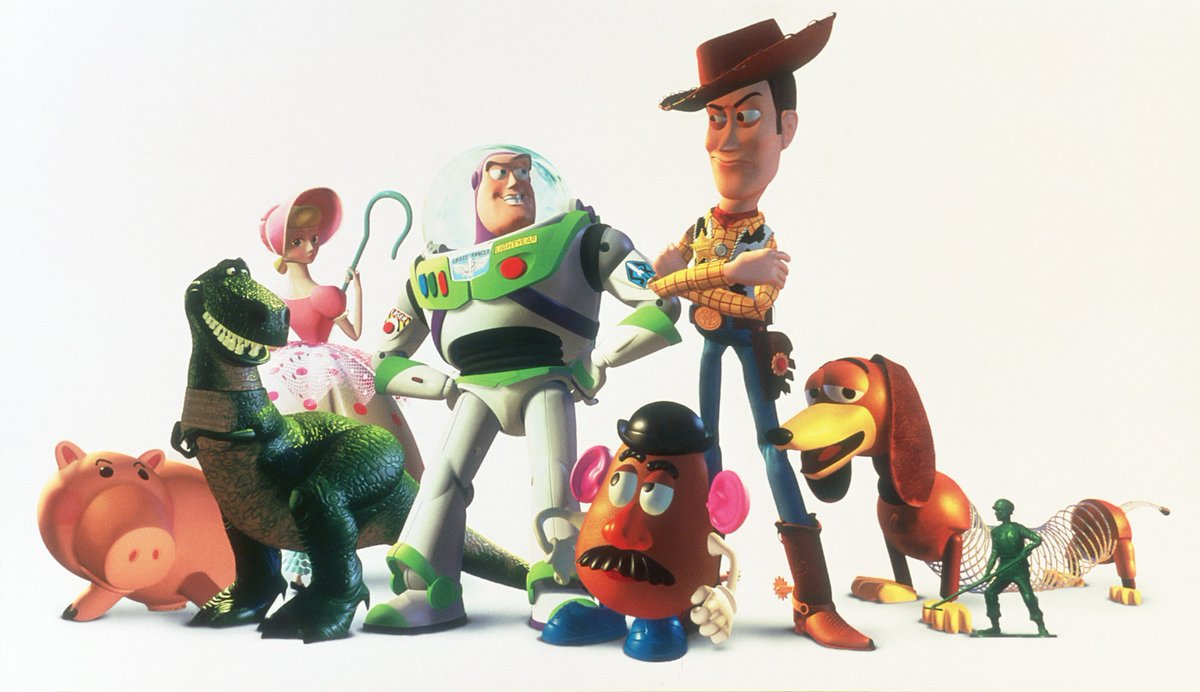 Sunday #FUNDAY continues TONIGHT during #ToyStory at 5:50/4:50c, follo...