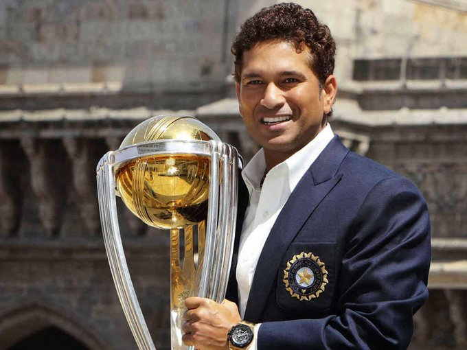 A very very Happy birthday to God of cricket- Sachin tendulkar