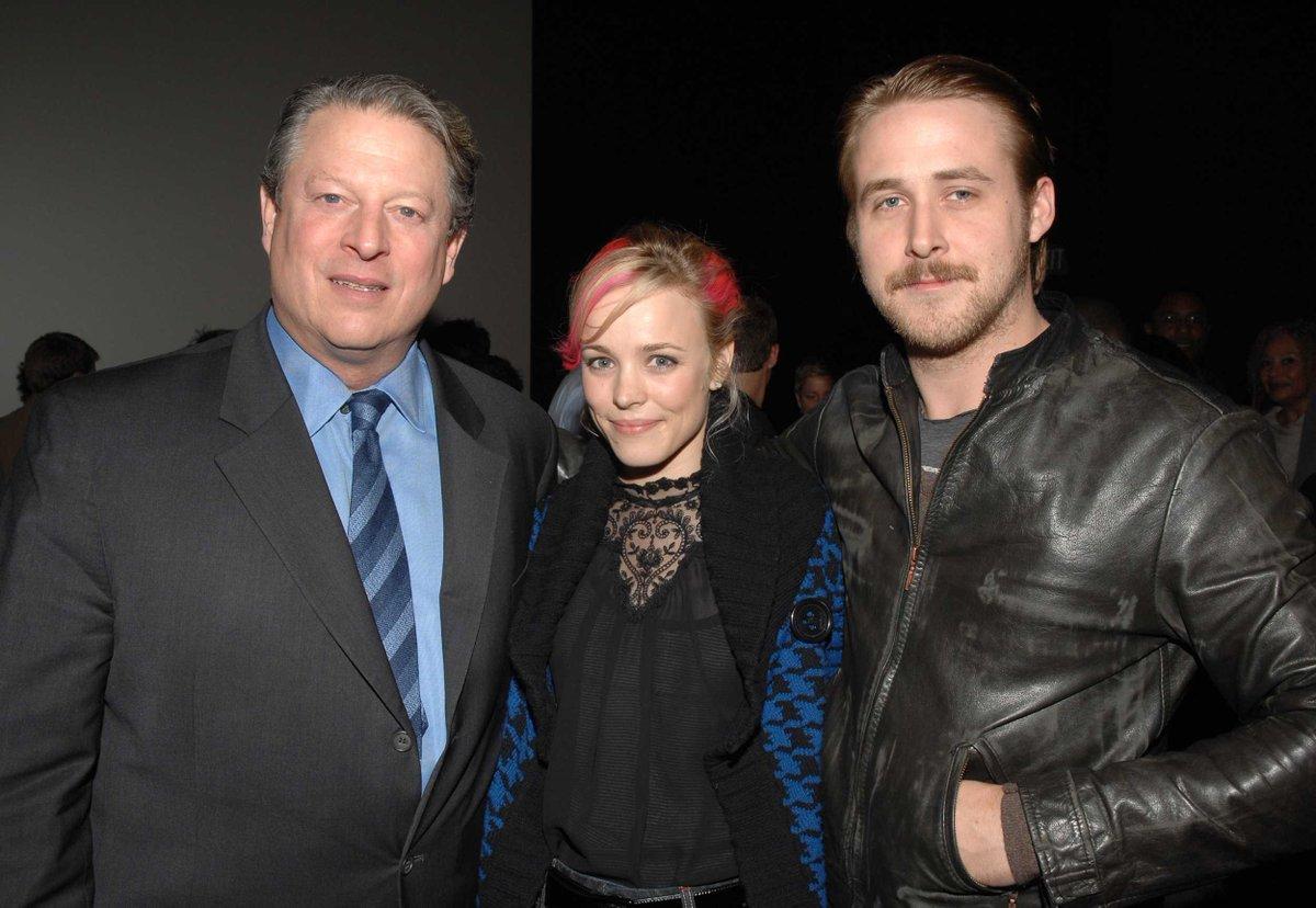 Rachel Mcadams And Ryan Gosling 2017