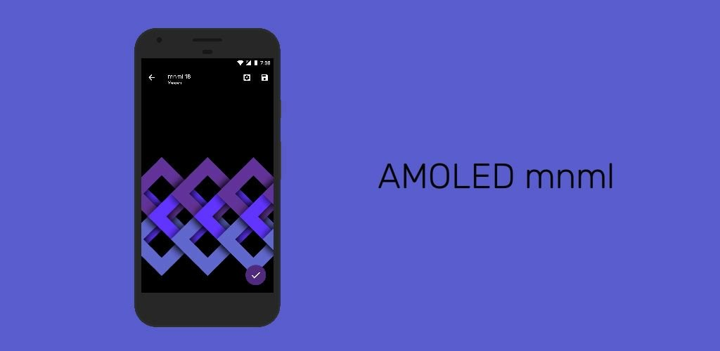 Xda Developers On Twitter Amoled Mnml Is An Opensource Amoled