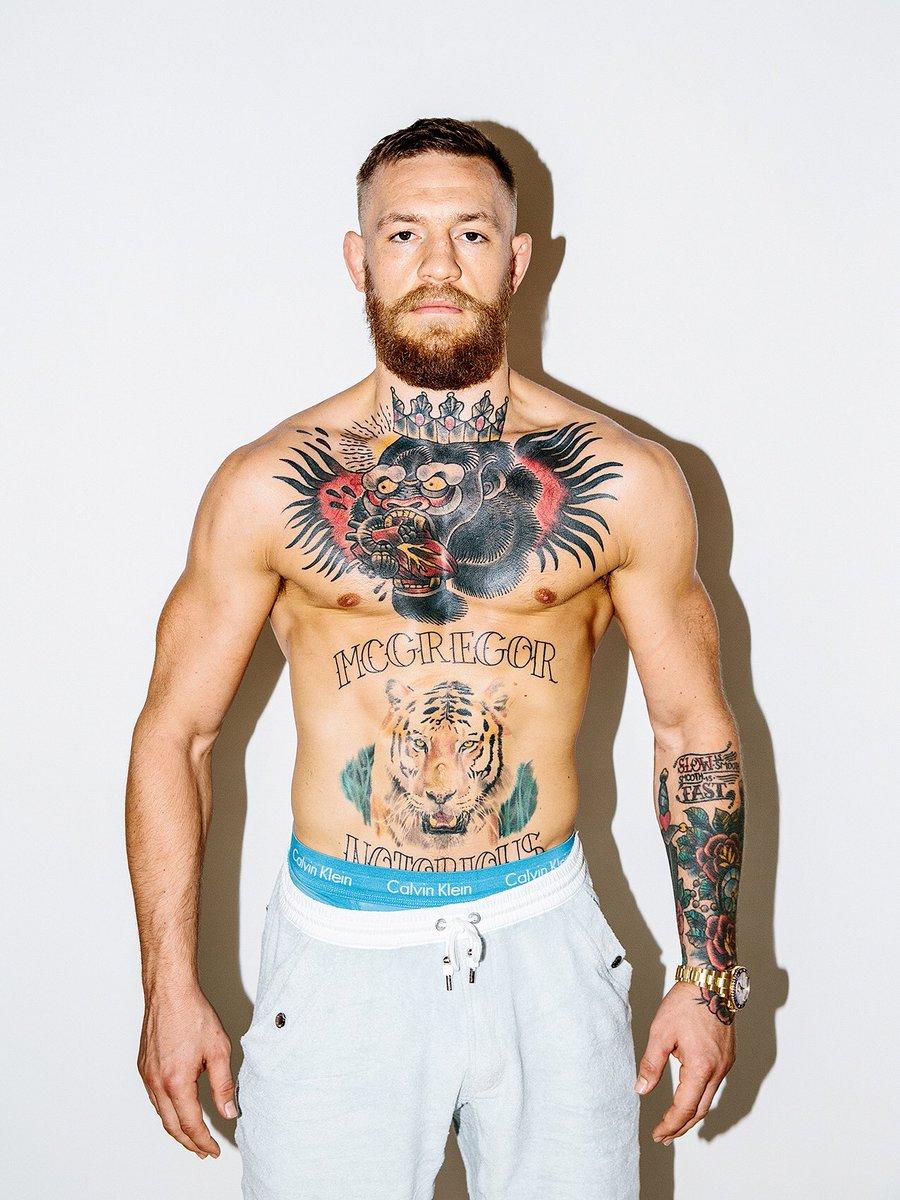 Conor McGregor @TheNotoriousMMA  Twitter