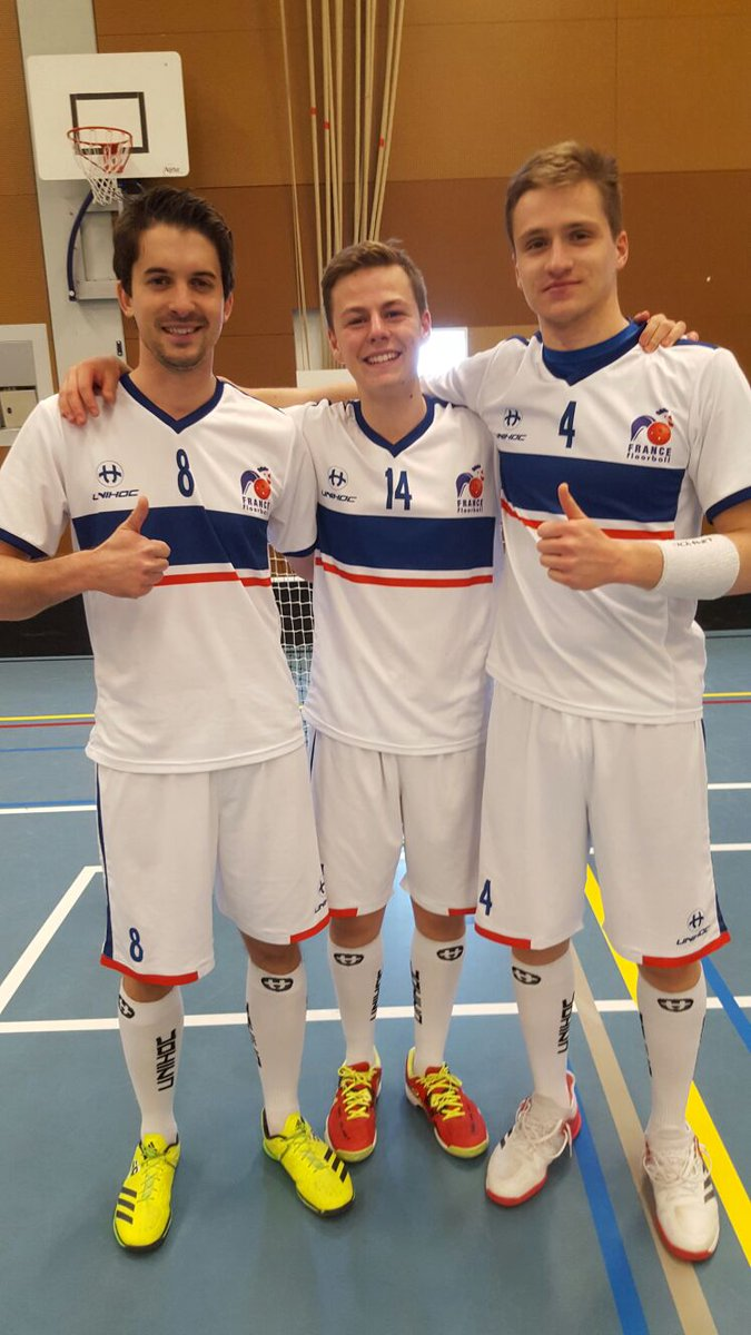 Congrats to our Pirates for this international WE with France National Team!  Mens vs Netherlands  U19 for a camp in #Lyon #floorball<br>http://pic.twitter.com/VDcthzv3i1