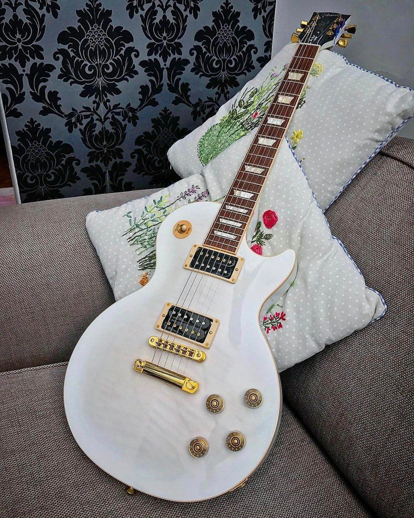 This LP is something! @lifethroughmyphonelens Happy #gibsunday everyone! • • • #gibson #tonethrone #gear #geartalk…  http:// ift.tt/2p6qNgt  &nbsp;  <br>http://pic.twitter.com/28siZWCGR9