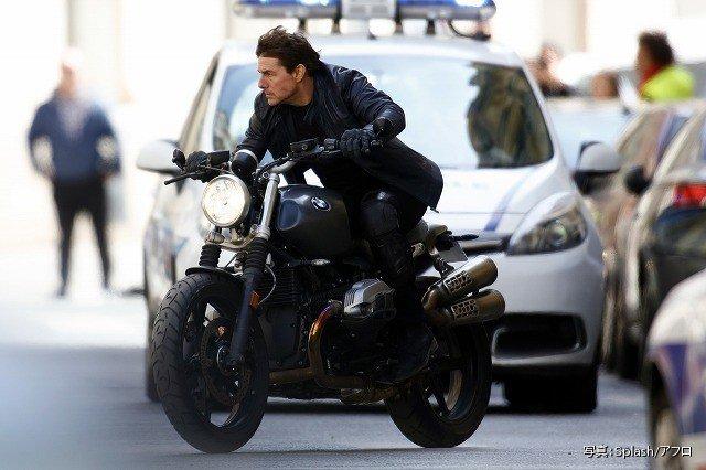 【250RT】「ミッション:インポッシブル6」がパリで撮影中