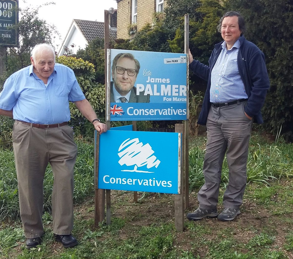 Vote Mike Bradley for @CambsCC &amp; @CllrJamesPalmer #CPMayor #Elections2017 4th May 2017 the choice for a stronger #Sutton &amp; #A10Upgrade<br>http://pic.twitter.com/GEdQoGR44O