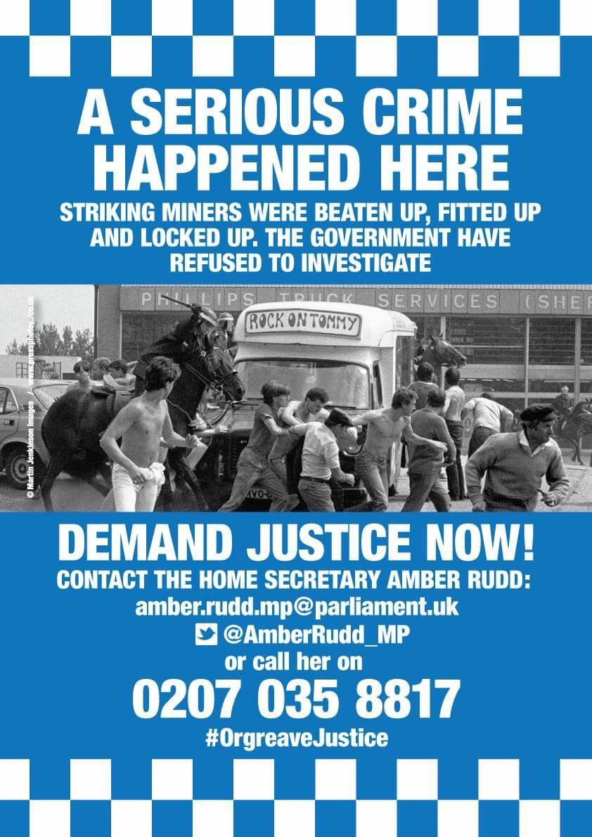 Whilst there are lots celebrating the #LondonMarathon @AmberRudd_MP why not allow @orgreavejustice an inquiry #makeourday #truth #justice <br>http://pic.twitter.com/JMYfqhB0ry